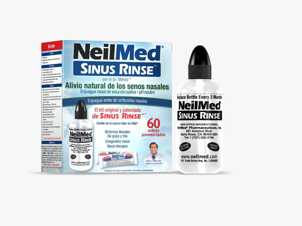 Sinus Rinse™ Adulto Image