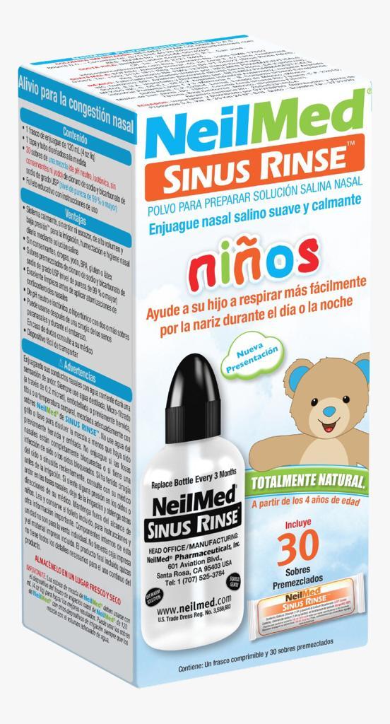 Sinus Rinse™ Pediátrico Image
